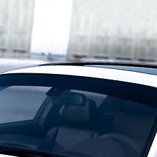 Cintas F. vw golf 6 GTI R GT frontscheibenkeil tuning r32 (negro)