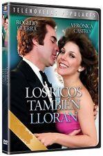 ANCHE I RICCHI PIANGONO Serie Tv telenovela DVD
