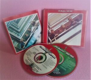 The BEATLES 1962-1966 Red Album [Remastered]