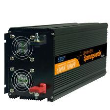 5000W Convertitore 24V to 220V onda sinusoidale pura Inverter truck camion