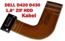 "DELL Latitude D420 D430 HDD Kabel Festplattenkabel 1,8"" ZIF Flex Cable"