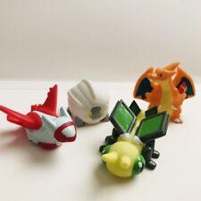 4 Dragon Pokemon Nintendo Bandai Toy Figures Bundle Shellgon Latios Charizard c