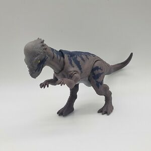 Jurassic World Savage Strike Pachycephalosaurus Dinosaur Figure Toy