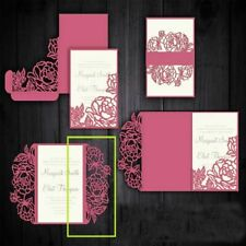 Rose Flower Metal Cutting Dies Stencil DIY Scrapbooking Paper Card Craft Decor
