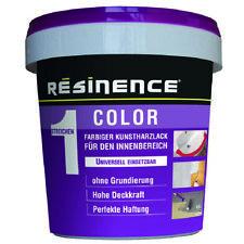 RESINENCE COLOR, résine colorée de rénovation 250ML et 500ML
