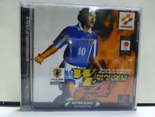 PS1 World soccer Jikkyou winning eleven 4 Japan PS PlayStation 1 F/S