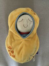Manhattan Toys Lil Peanut Soft Plush Comfort Toy Baby Doll