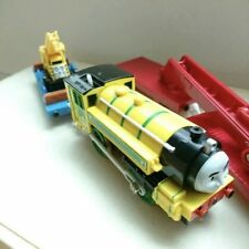 Tomy Trackmaster Plarail Thomas Yellow Victor Kevin Limited in Japan Rare Used