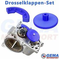 Diesel Drosselklappe Reparatur Satz AUDI Seat Skoda Volkswagen VW TDi Zahnräder
