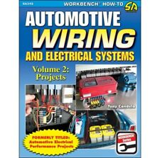 Auto Wiring/Electrical Systems Vol. 2: Fans, Harness, Charging Manual Book SA345
