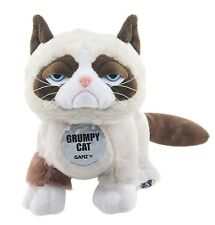 Webkinz Grumpy Cat HM800? New and Unused w Sealed Tag with Online Code HTF Rare?