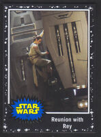 Topps Star Wars - Journey To The Last Jedi - Black Parallel Card # 87