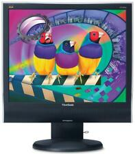 ViewSonic Vg930M 19-inch Lcd Monitor Vs11369 Minor Scratches Tested Working