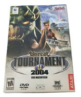 Unreal Tournament 2004 for Mac Macintosh Complete with Box & Manual CIB