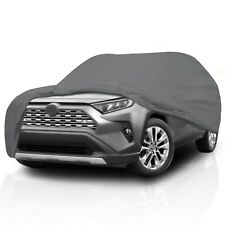 [CSC] Semi Custom Fit SUV Car Cover For Toyota RAV4 2019 2020 UV Protection