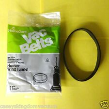 HomeCare Vacuum Belts for  HOOVER WIND TUNNEL No 1125  2 Belts Included