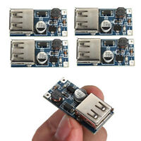 5PCS PFM Control DC-DC USB 0.9V-5V Boost Step-up Power Supply Module*~*