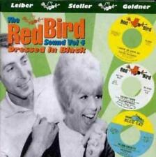 THE RED BIRD SOUND Vol.4 - DRESSED IN BLACK (NEW SEALED) CD Inc Ellie Greenwich
