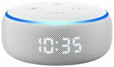 Amazon Echo Dot (3rd Generation) Smart Speaker with Clock - Sandstone