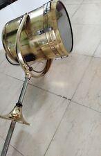 Perko Brass Vintage Ship Marine Search Light 16804