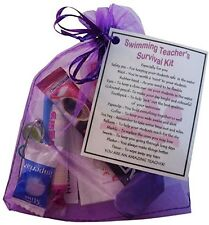 Swimming Teacher Survival Kit Gift  - Great present for Christmas or end of year