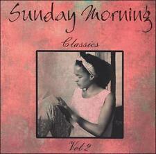 Sunday Morning Classics, Vol. 2 (CD, Direct Source)