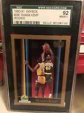 2a39c5e3e25e0 SkyBox Rookie Shawn Kemp Basketball Trading Cards for sale   eBay