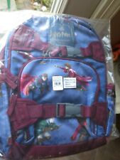 Pottery Barn Mackenzie Harry Potter Quidditch Small Backpack Nwt