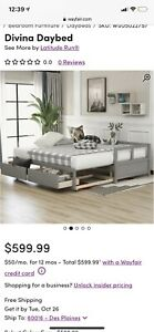 full size daybed with trundle