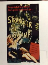 Strangler of the Swamp 1946 VHS Rare Classic Gothic Horror