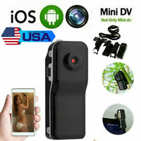 Mini Camera MD80 HD Sport Motion Detection DV DVR Thumb Recorder Camera