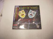 THE ART OF NOISE / WHO'S AFRAID OF...! - JAPAN CD MINI LP