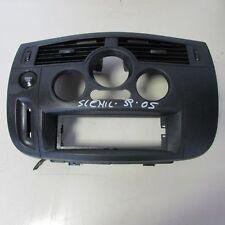 Pannello console centrale S118539002B Renault Scenic Mk2 03-09(21749 20H-2-E-12)