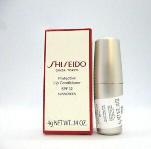 Shiseido The Skincare Protective Lip Conditioner SPF 12 ~ .14 oz / 4 g ~ BNIB