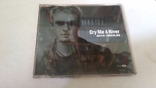 "JUSTIN TIMBERLAKE ""CRY ME A RIVER CD 1"" CD SINGLE 4 TRACKS"
