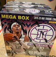 🔥 2019-20 Panini Illusions Basketball NBA Mega Box Sealed - IN HAND Free Ship🔥