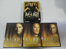 ALIAS THE COMPLETE SECOND 2 SERIES SEASON PACK BOX - 6 DVD ENGLISH FRANCAIS