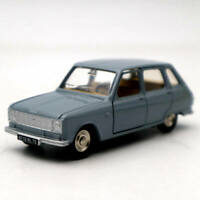 Atlas Dinky toys ref 1453 Renault 6 / R6 phase II Diecast Models 1/43