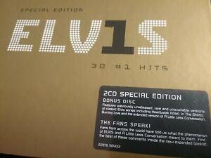 Elvis Presley - 2 CD Special RAR Edition 30 # 1 Hits NEU Way down * Burning Love