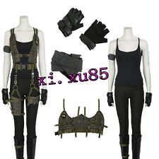 Alice From Resident Evil The Final Chapter Cosplay Costume Customize Uniform