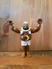 Kamala moon belly custom hasbro wwf wwe wrestling figure vintage wrestlers rare