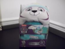 PAW PATROL COMFY CRITTERS PET PILLOW BLANKET EVEREST WEARABLE STUFFED ANIMAL HTF