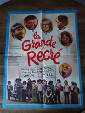 AFFICHE CINEMA (60x80) LA GRANDE RECRE (G48)