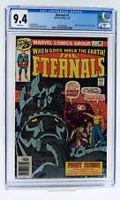 Eternals #1  -  CGC 9.4