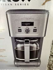 CRUX® Artisan Series 14-Cup Programmable Coffee Maker in Stainless Steel