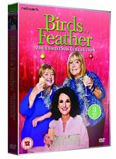 BIRDS OF A FEATHER The Christmas Collection. 3 discs. New sealed DVD.