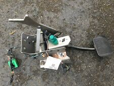 Jaguar X Type  Automatic Brake Pedal  + Sensor and electrics - 1x43 2450 DF