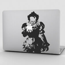 Pennywise Macbook Pro Air Laptop Sticker Decal IT Clown Stephen king