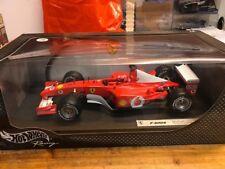 Hot Wheels Ferrari F2002 M. Schumacher world champion 2002 1/18
