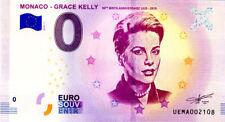 MONACO Grace Kelly, 1919-2019, 2018, Billet 0 € Souvenir